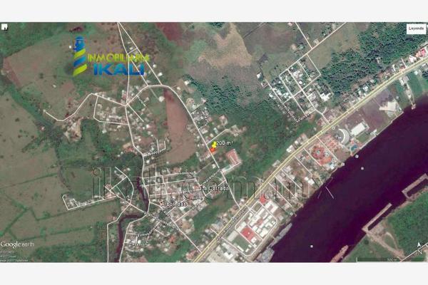 Foto de terreno habitacional en venta en manzano , la calzada, tuxpan, veracruz de ignacio de la llave, 3577477 No. 07