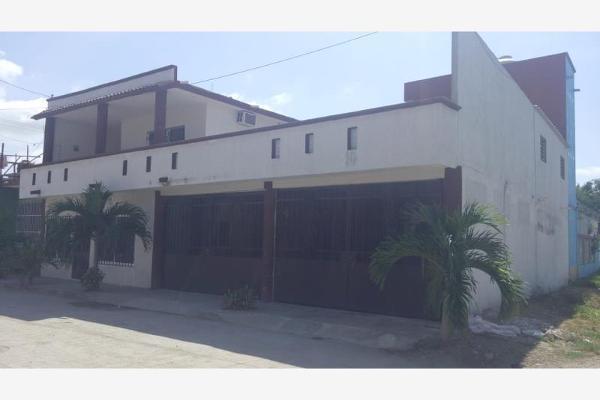 Foto de casa en venta en mapache 00, carlos a. madrazo ( la selva), nacajuca, tabasco, 5882761 No. 01