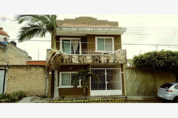Foto de casa en venta en mar caribe 53, valle del country, tepic, nayarit, 5373716 No. 01