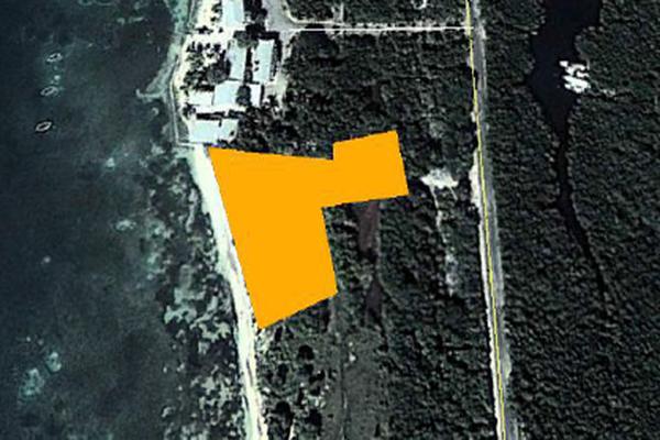 Foto de terreno habitacional en venta en  , mar caribe, isla mujeres, quintana roo, 5879524 No. 01