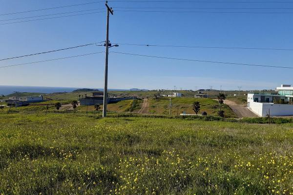 Foto de terreno habitacional en venta en  , mar de calafia, playas de rosarito, baja california, 8043098 No. 04