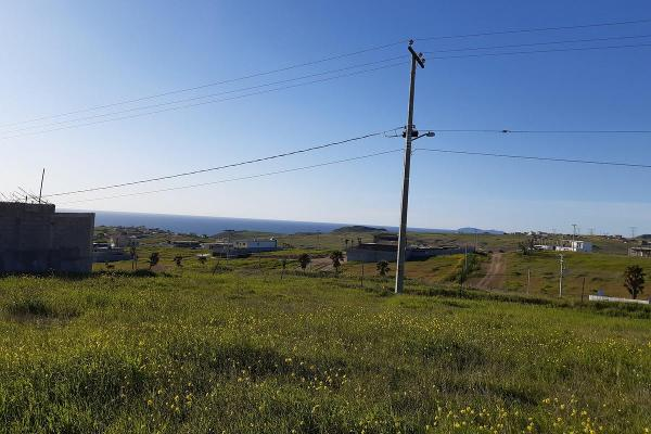 Foto de terreno habitacional en venta en  , mar de calafia, playas de rosarito, baja california, 8043098 No. 05