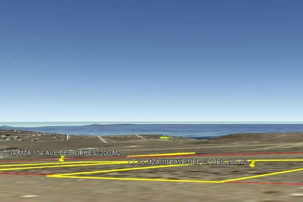 Foto de terreno habitacional en venta en  , mar de calafia, playas de rosarito, baja california, 8043098 No. 06