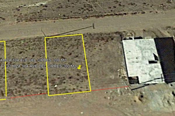 Foto de terreno habitacional en venta en  , mar de calafia, playas de rosarito, baja california, 8043098 No. 12