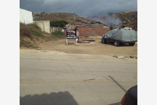 Foto de terreno habitacional en venta en mar de cortés 282, vista hermosa, playas de rosarito, baja california, 6128746 No. 01
