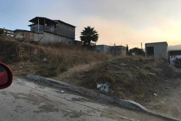 Foto de terreno habitacional en venta en mar de cortés 282, vista hermosa, playas de rosarito, baja california, 6128746 No. 04