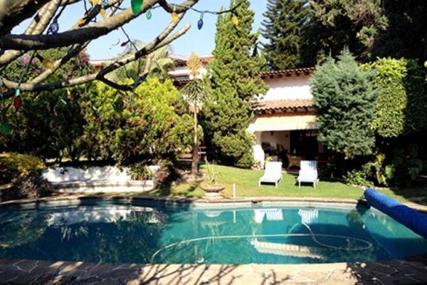 Foto de casa en venta en  , maravillas, cuernavaca, morelos, 4666638 No. 01