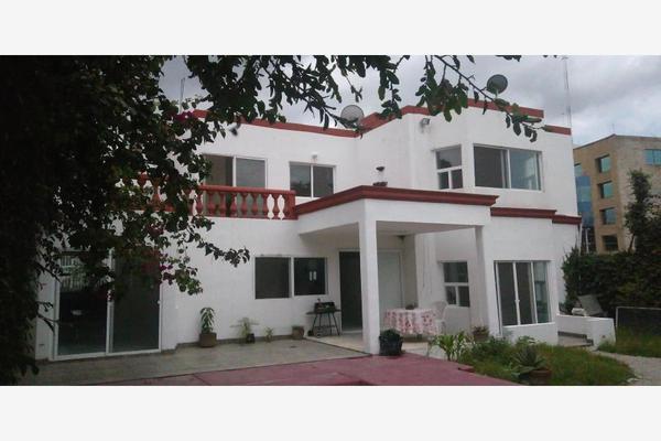 Foto de casa en venta en  , maravillas, cuernavaca, morelos, 9301421 No. 01