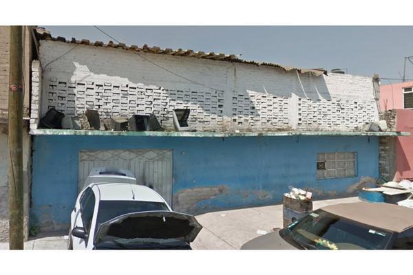 Foto de casa en venta en  , maravillas, nezahualcóyotl, méxico, 10032163 No. 01