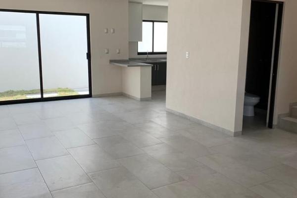 Foto de casa en venta en maravillas , residencial el refugio, querétaro, querétaro, 14037307 No. 03