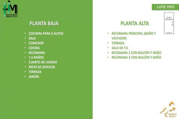 Foto de casa en venta en marengo hábitat , marina mazatlán, mazatlán, sinaloa, 6150066 No. 04
