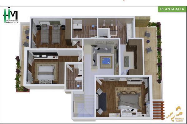 Foto de casa en venta en marengo hábitat , marina mazatlán, mazatlán, sinaloa, 6150070 No. 04