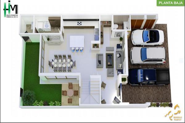Foto de casa en venta en marengo hábitat , marina mazatlán, mazatlán, sinaloa, 6150070 No. 05