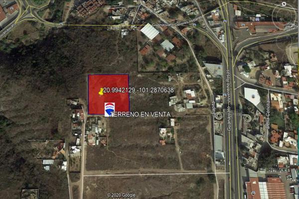 Foto de terreno habitacional en venta en marfil , burocrático, guanajuato, guanajuato, 17464441 No. 01