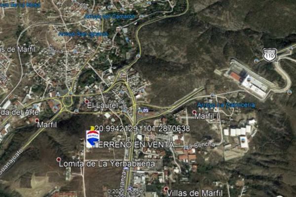 Foto de terreno habitacional en venta en marfil , burocrático, guanajuato, guanajuato, 17464441 No. 04