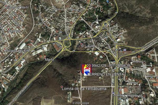 Foto de terreno habitacional en venta en marfil , burocrático, guanajuato, guanajuato, 17464441 No. 05