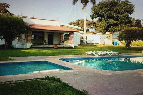 Foto de casa en venta en margaritas , temixco centro, temixco, morelos, 14032401 No. 01