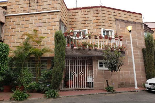 Foto de casa en venta en margaritas , tlacopac, álvaro obregón, df / cdmx, 8312071 No. 01