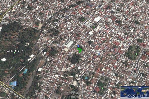 Foto de terreno habitacional en venta en mariano abasolo 77, colima centro, colima, colima, 0 No. 01
