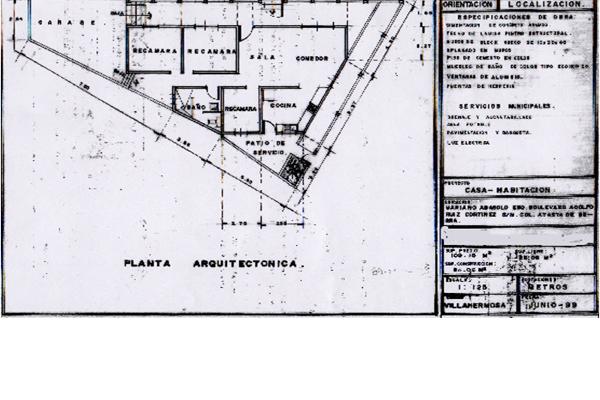 Foto de terreno comercial en venta en mariano abasolo , atasta, centro, tabasco, 5339732 No. 03