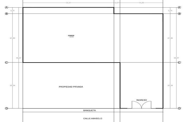 Foto de terreno comercial en venta en mariano abasolo , colima centro, colima, colima, 15657058 No. 03