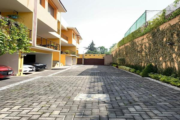 Foto de casa en venta en mariano abasolo , santa úrsula xitla, tlalpan, df / cdmx, 14029396 No. 23