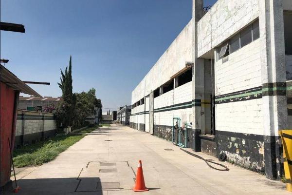Foto de nave industrial en renta en  , mariano escobedo, tultitlán, méxico, 12264389 No. 05