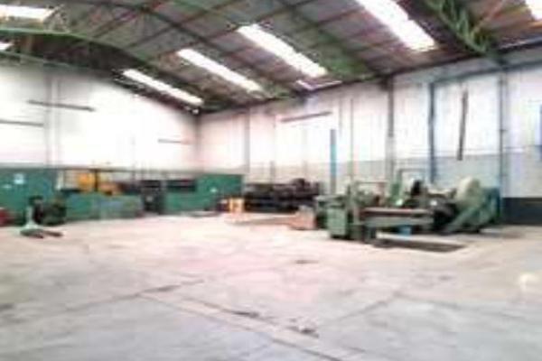 Foto de nave industrial en renta en  , mariano escobedo, tultitlán, méxico, 12264389 No. 09