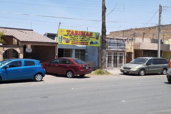 Foto de local en venta en mariano lopez ortiz 545, torreón centro, torreón, coahuila de zaragoza, 8850585 No. 01