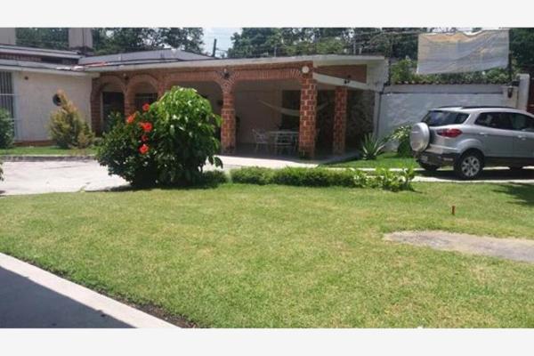 Foto de casa en venta en mariano matamoros 234, morelos, cuautla, morelos, 5308497 No. 01