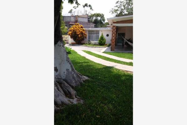 Foto de casa en venta en mariano matamoros 234, morelos, cuautla, morelos, 5308497 No. 11