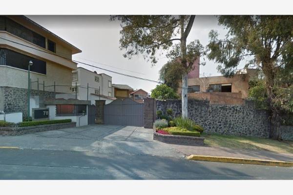 Foto de casa en venta en mariano matamoros 78, san nicolás totolapan, la magdalena contreras, df / cdmx, 6161446 No. 01