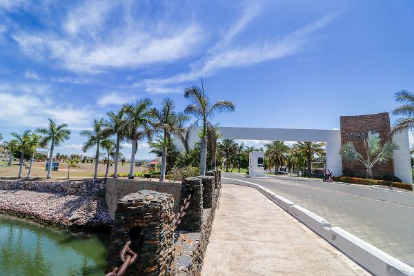 Foto de terreno habitacional en venta en  , marina el cid, mazatlán, sinaloa, 5422171 No. 08