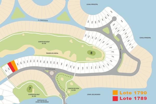 Foto de terreno habitacional en venta en  , marina el cid, mazatlán, sinaloa, 5422171 No. 11