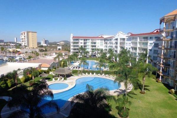 Foto de departamento en renta en  , marina mazatlán, mazatlán, sinaloa, 10111619 No. 01