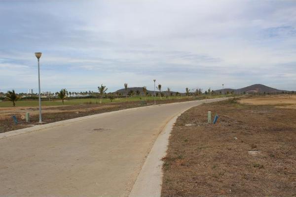 Foto de terreno habitacional en venta en  , marina mazatlán, mazatlán, sinaloa, 4650598 No. 04
