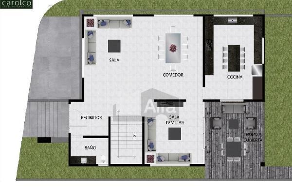 Foto de casa en venta en mariposa azul , caracol, monterrey, nuevo león, 10014197 No. 03