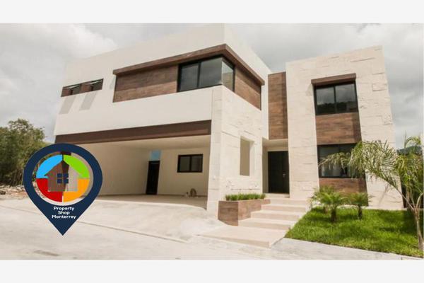 Foto de casa en venta en mariposa rosada 200, carolco, monterrey, nuevo león, 5621534 No. 01