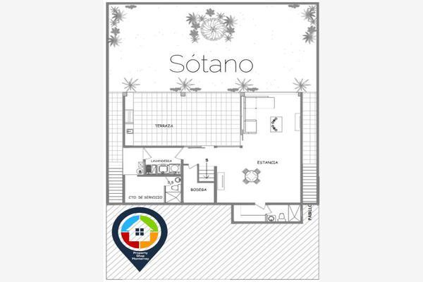 Foto de casa en venta en mariposa rosada 200, carolco, monterrey, nuevo león, 5621534 No. 05