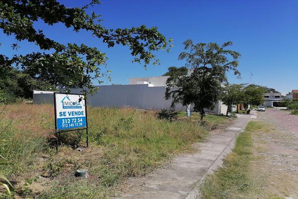 Foto de terreno habitacional en venta en mármol , paseo de la cantera, colima, colima, 0 No. 02