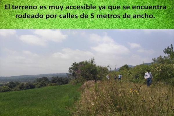 Foto de terreno habitacional en venta en marte 124, nicolás zapata, totolapan, morelos, 8922991 No. 07