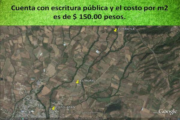 Foto de terreno habitacional en venta en marte 124, nicolás zapata, totolapan, morelos, 8922991 No. 12