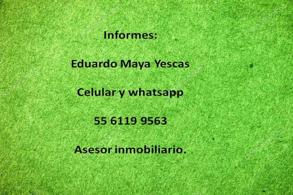 Foto de terreno habitacional en venta en marte 124, nicolás zapata, totolapan, morelos, 8922991 No. 13