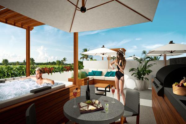 Foto de departamento en venta en martini 7&1 - puerto aventuras , puerto aventuras, solidaridad, quintana roo, 5326057 No. 15