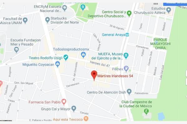 Foto de departamento en venta en martires inrlandeses 54, churubusco country club, coyoacán, df / cdmx, 8395341 No. 03