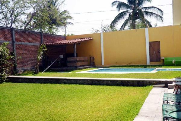 Foto de casa en venta en matamoros 79, tequesquitengo, jojutla, morelos, 4650305 No. 04