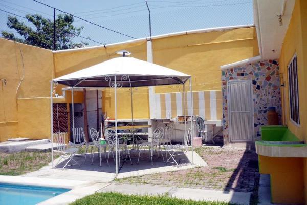 Foto de casa en venta en matamoros 79, tequesquitengo, jojutla, morelos, 4650305 No. 05