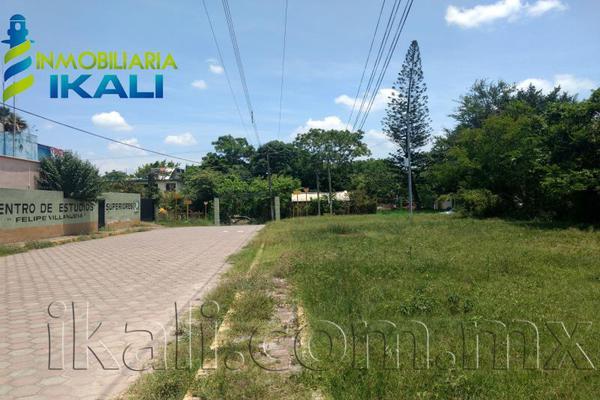 Foto de terreno habitacional en venta en matamoros esquina con leopoldo kiel , álamo, álamo temapache, veracruz de ignacio de la llave, 8326121 No. 02