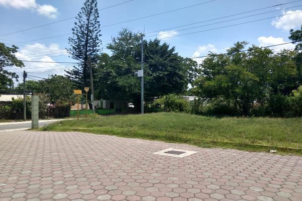 Foto de terreno habitacional en venta en matamoros esquina con leopoldo kiel , álamo, álamo temapache, veracruz de ignacio de la llave, 8326121 No. 04