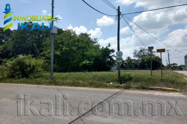 Foto de terreno habitacional en venta en matamoros esquina con leopoldo kiel , álamo, álamo temapache, veracruz de ignacio de la llave, 8326121 No. 05